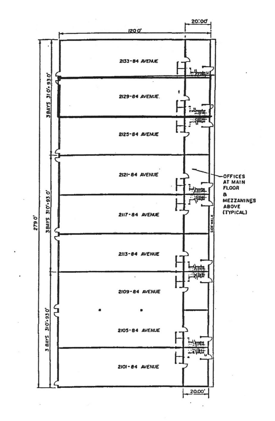 Floor Plan 84th Ave